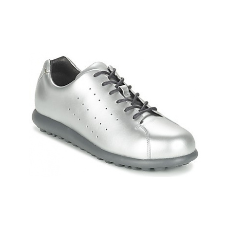 Camper PELOTAS XL women's Shoes (Trainers) in Silver