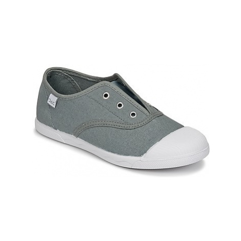 Citrouille et Compagnie RIVIALELLE girls's Children's Shoes (Trainers) in Grey