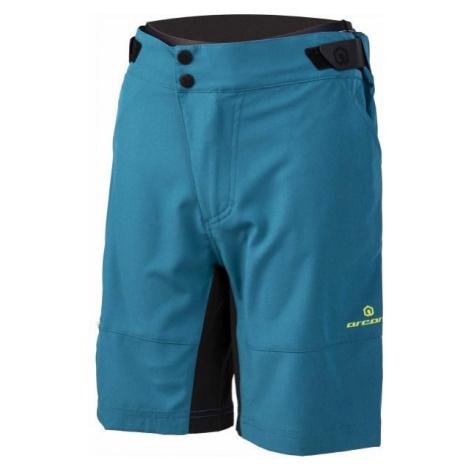 Arcore KIRA green - Kids? cycling shorts