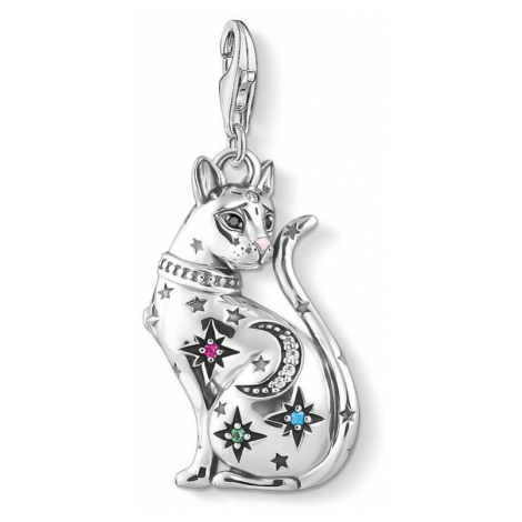 THOMAS SABO Silver Constellation Cat Charm
