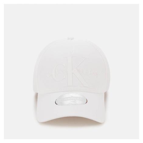 Calvin Klein Jeans Women's Monogram Cap - White
