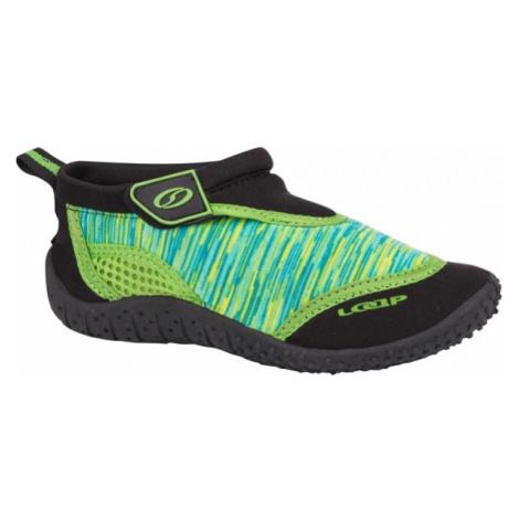 Loap SMART green - Kids' water shoes