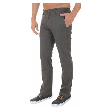 pants Volcom Frickin Modern Stret - Charcoal Heather - men´s