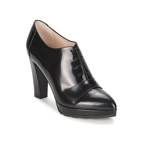 Escada AS739 women's Low Boots in Black