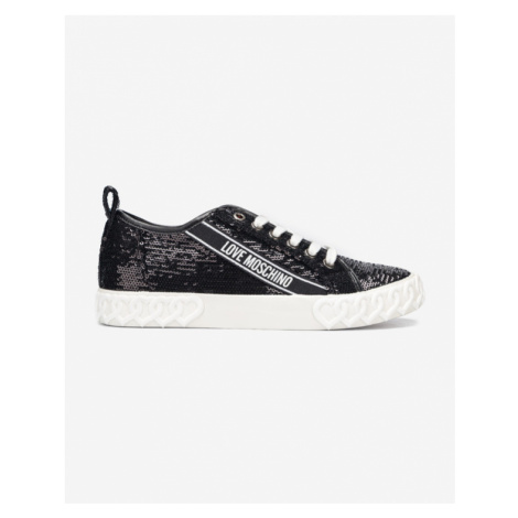 Love Moschino Sneakers Black