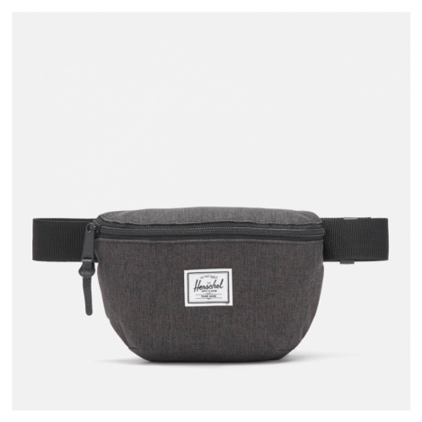 Herschel Supply Co. Men's Fourteen Cross Body Bag - Black Crosshatch