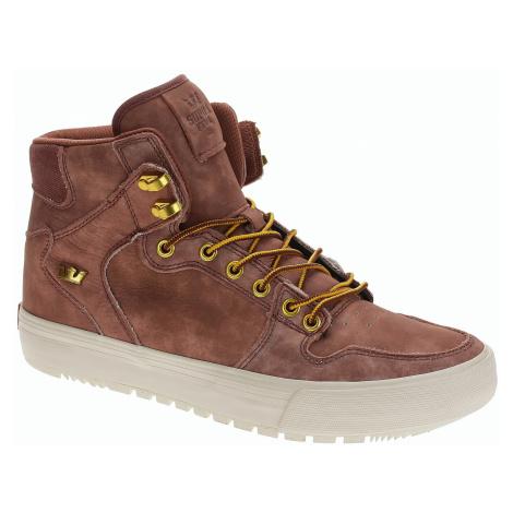 shoes Supra Vaider CW - Chestnut/Bone - men´s