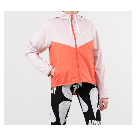 Nike Sportswear Windrunner Jacket Barely Rose/ Magic Ember/ White