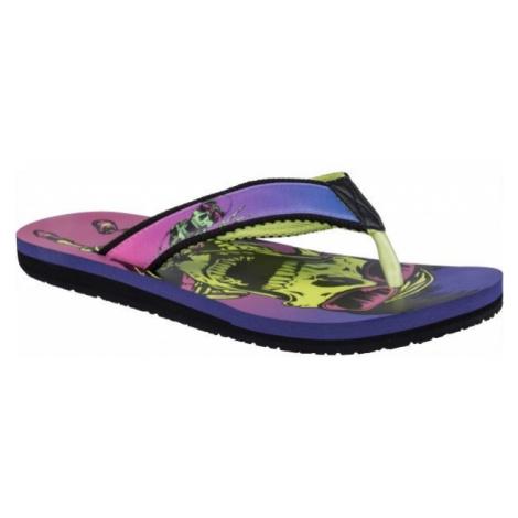 Arcore URIAH violet - Men's flip-flops