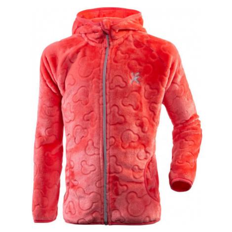 Klimatex BATTY - Girls' plush hoodie
