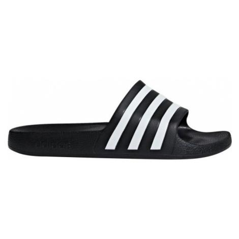 adidas ADILETTE AQUA black - Unisex slippers