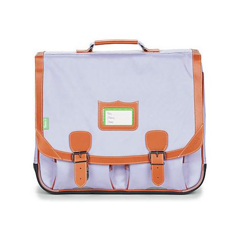 Tann's MANOSQUE CARTABLE 41 CM girls's Briefcase in Purple