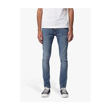 Nudie Jeans Slim Tight Terry Jeans, Steel Navy Nudie Jeans Co