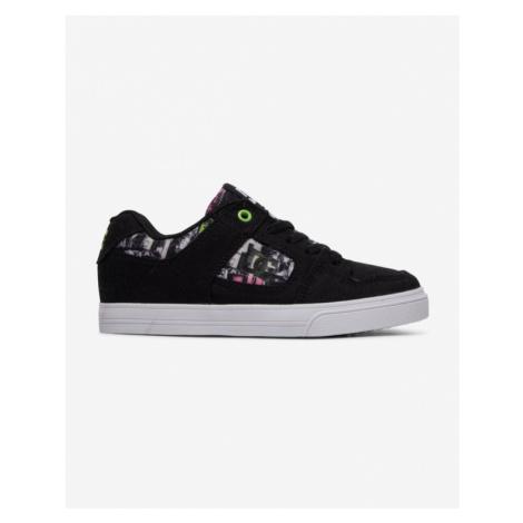 DC Pure Elastic TX SE Kids Sneakers Black