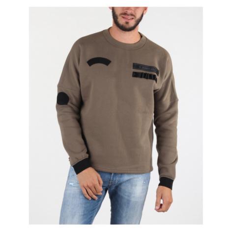 Diesel S-Public Sweatshirt Brown