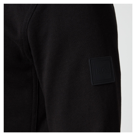 BOSS Men's Zkybox 1 Zip Sweatshirt - Black Hugo Boss
