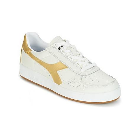 Diadora B.ELITE I women's Shoes (Trainers) in White