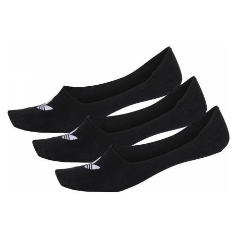 socks adidas Originals No Snow 3 Pack - Black/Black/Black