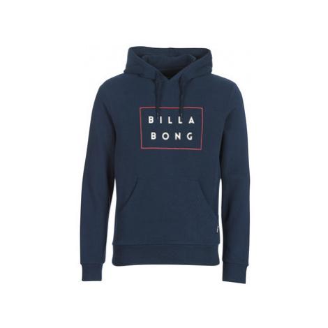 Billabong PRIMARY DIE CUT HO men's Sweatshirt in Blue