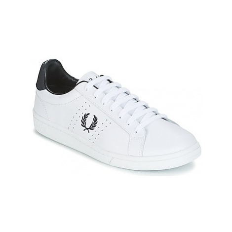 Fred Perry B721 men's Shoes (Trainers) in White