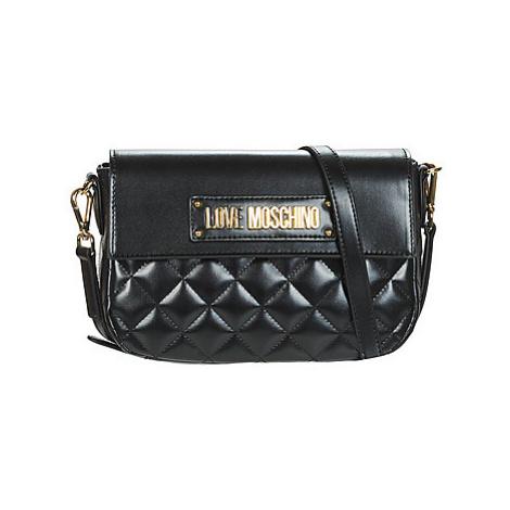 Love Moschino JC4200 women's Shoulder Bag in Black