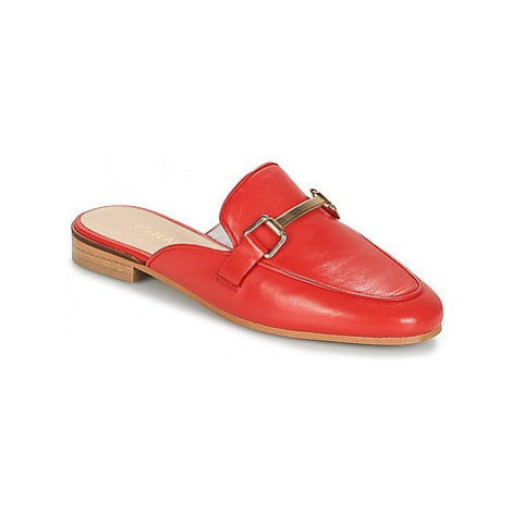 Jonak SIMONE women's Mules / Casual Shoes in Red