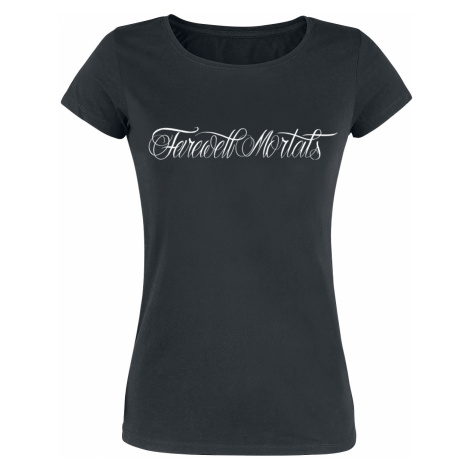 Gothicana by EMP - Farewell Mortals - Girls shirt - black