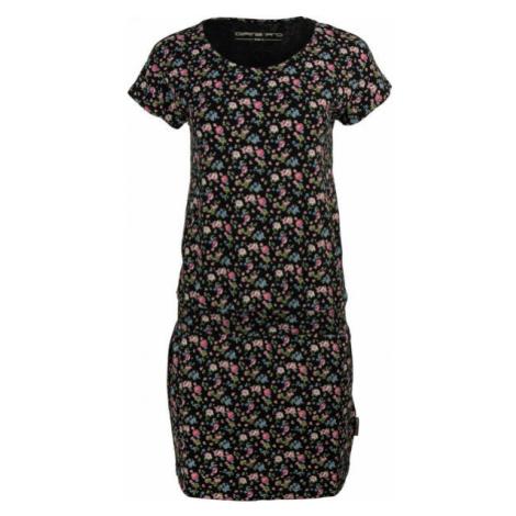 ALPINE PRO GAFNITA black - Women's dress