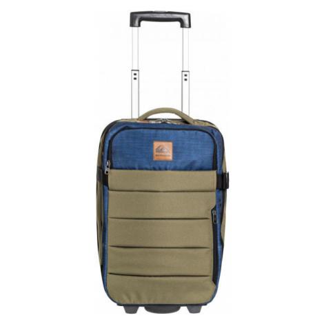Quiksilver NEW HORIZON brown - Travel luggage