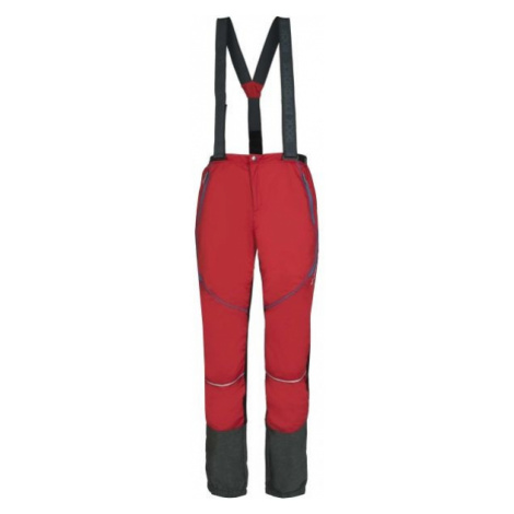Rock Experience CHRONIUS PANT red - Men's outdoor trousers