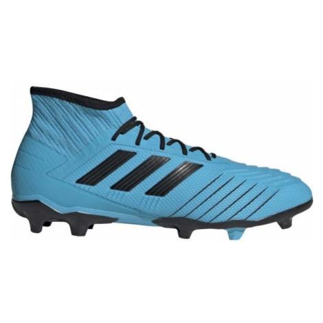 adidas PREDATOR 19.2 FG blue - Men's football boots