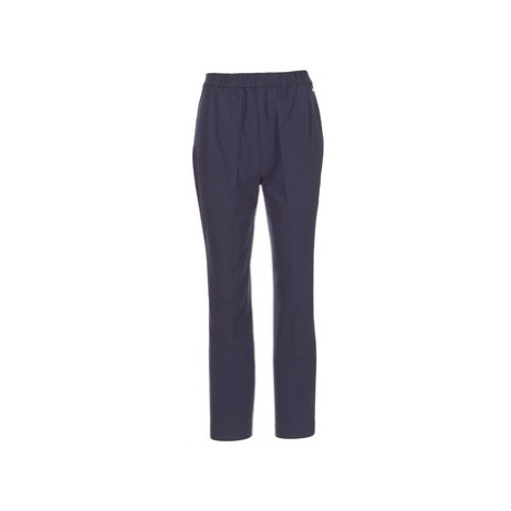 Tommy Hilfiger LIBBY PULL ON PANT women's Trousers in Blue