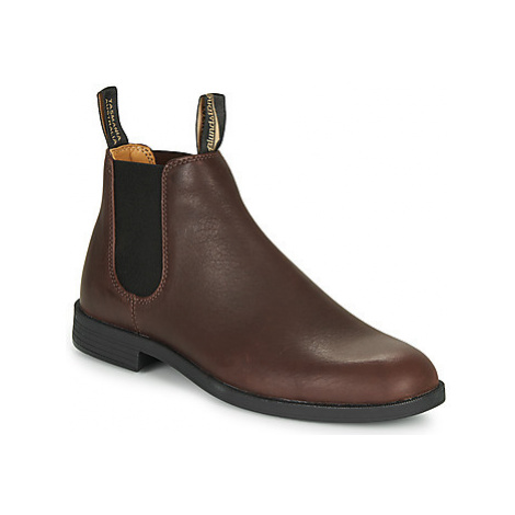 Blundstone CITY-DRESS-CHELSEA-1900 men's Mid Boots in Brown