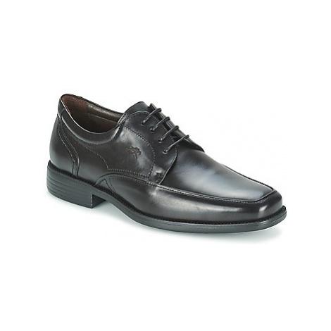 Fluchos RAFAEL DERB men's Casual Shoes in Black