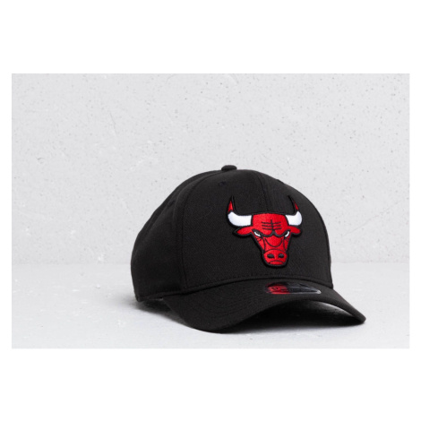 New Era 5Fifty NBA Stretch Chicago Bulls Cap Black/ Red