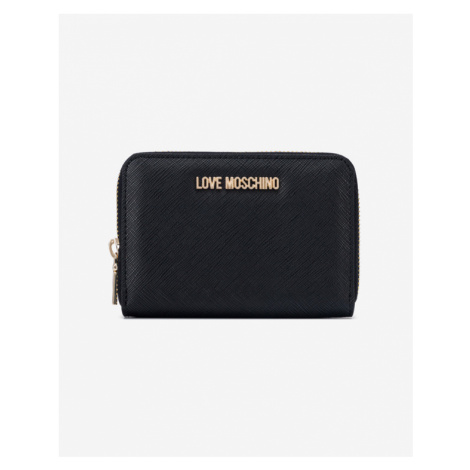 Love Moschino Wallet Black