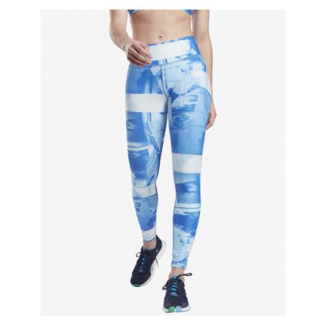 Reebok Lux Bold Leggings Blue