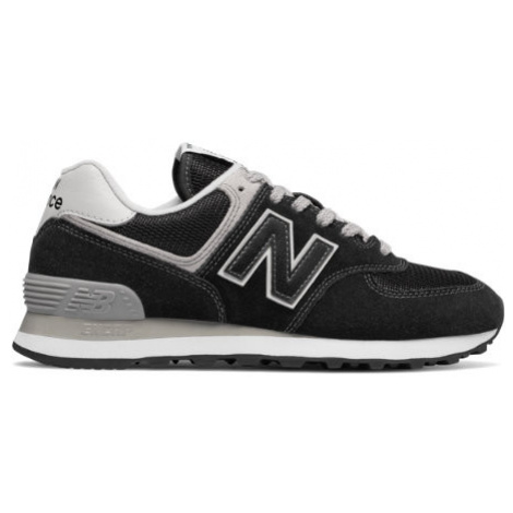 New Balance 574 Core Shoes - Black/White
