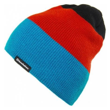 Horsefeathers MATTEO BEANIE blue - Men's hat