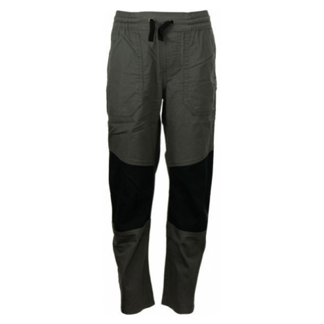 ALPINE PRO RAANO gray - Children's pants