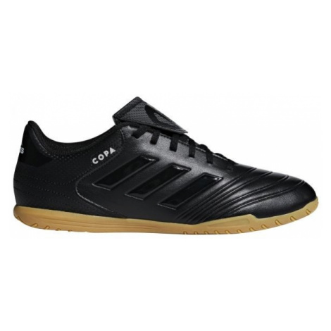adidas COPA TANGO 18.4 IN black - Men's indoor shoes