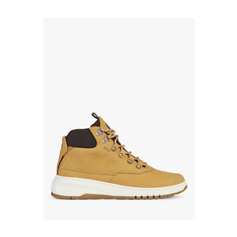 Geox Women's Aerantis 4x4 Nubuck Boots, Biscuit
