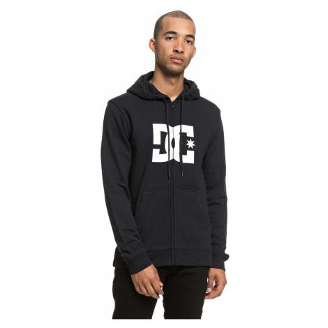 sweatshirt DC Star Zip - KVJ0/Black - men´s