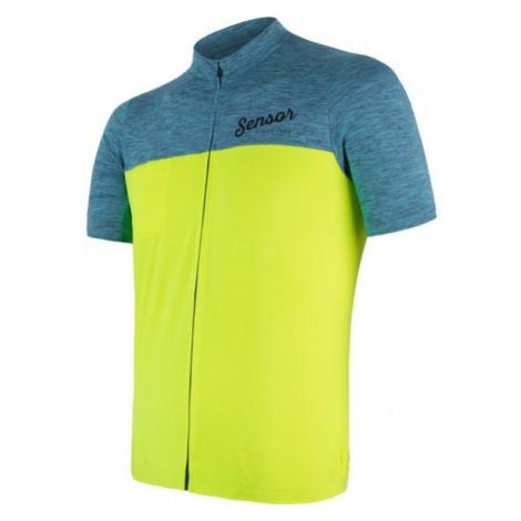 Sensor MOTION blue - Cycling jersey