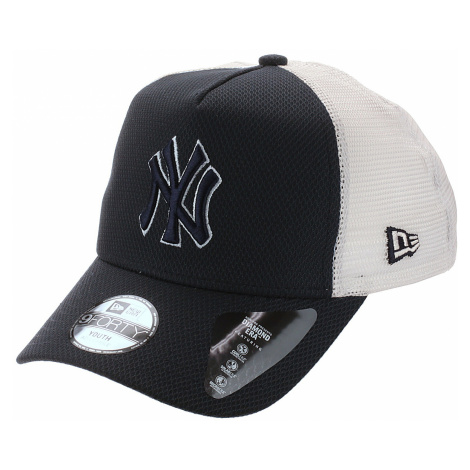 cap New Era 9FO AF Diamnd Era Truck MLB New York Yankees Youth - Navy/White - unisex junior