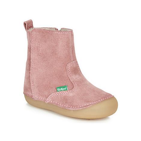 Girls' boots KicKers