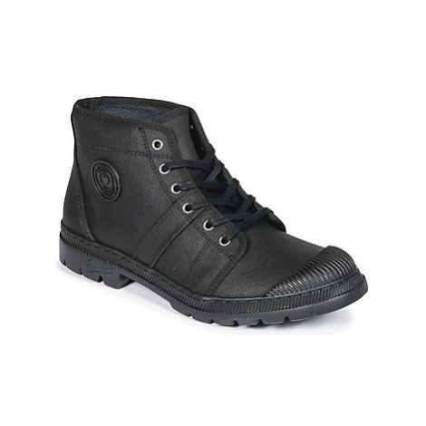Pataugas Authentique TE women's Mid Boots in Black