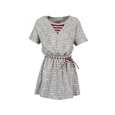 Manoush ETNIC women's Dress in Grey