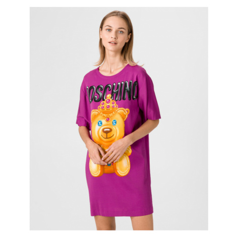 Moschino Dress Violet