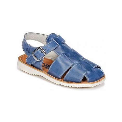 Citrouille et Compagnie ITACOJ boys's Children's Sandals in Blue